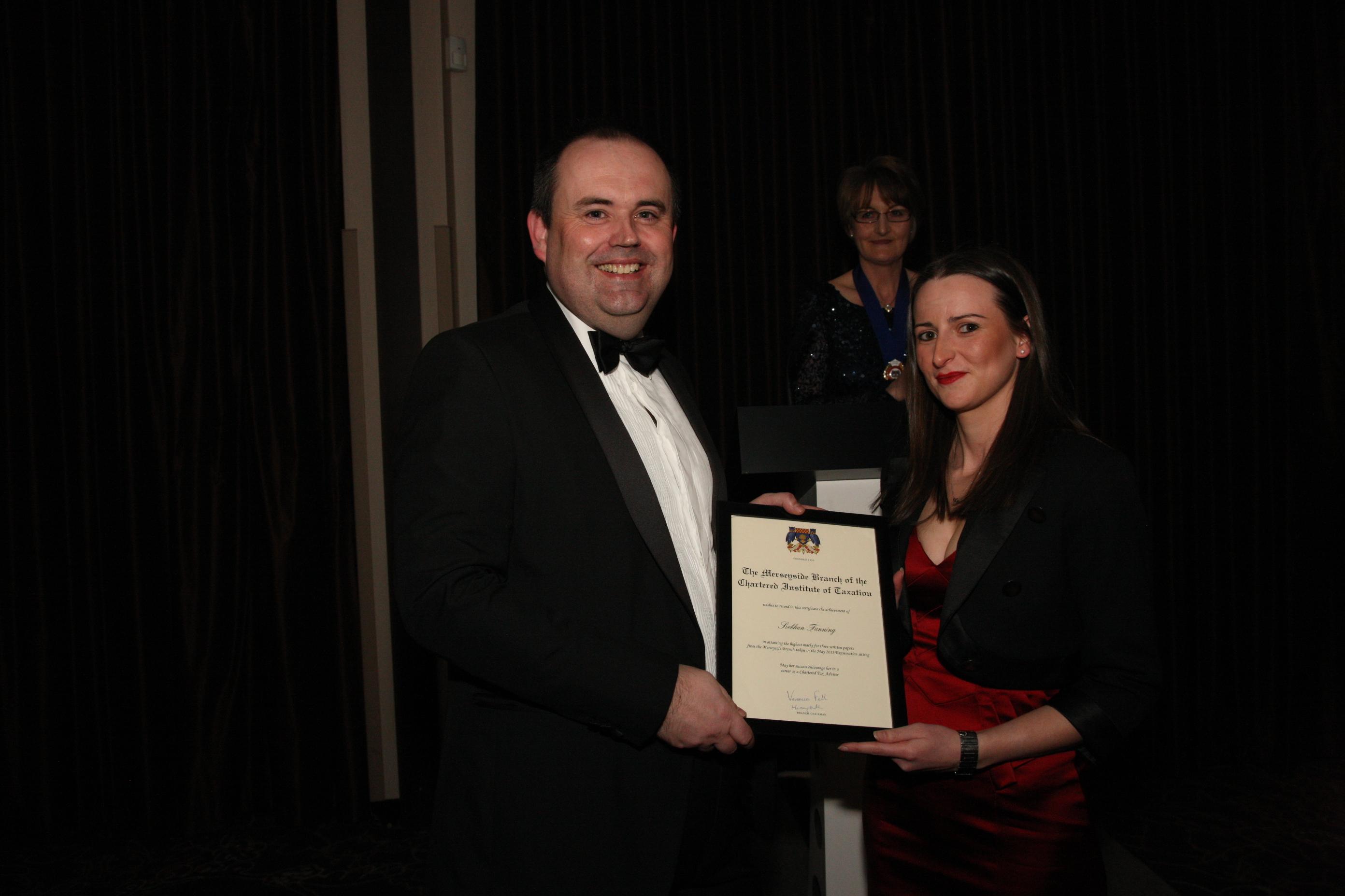 Siobhan Award